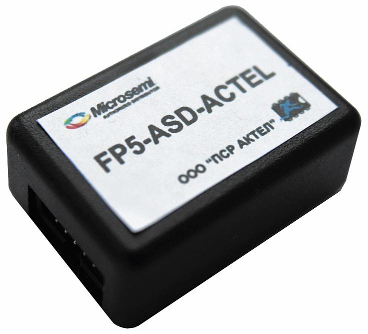 Программатор FP5-ASD-Actel производства ООО «ПСР Актел»