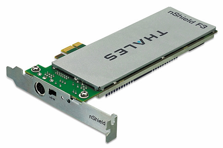 Аппаратный модуль защиты (HSM) nShield Solo