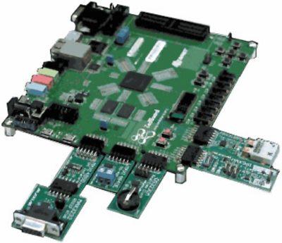 Пример использования комплекта Maxim Integrated's Analog Essentials Collection для расширения возможностей инструментального модуля ZedBoard