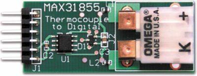 Внешний вид периферийного модуля MAX31855PMB1