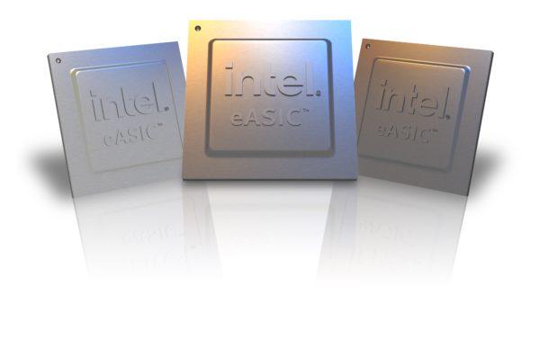 Первая структурированная схема ASIC для 5G, искусственного интеллекта, облачных систем и периферийных вычислений от Intel